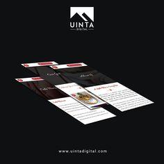Uinta Digital is a digital marketing agency in Salt Lake City, offering online advertising, SEO services, Print and media design web design, mobile app development. Media Design, Web Design, Online Advertising, User Experience, Salt Lake City, Seo Services, App Development, Mobile App, Digital Marketing