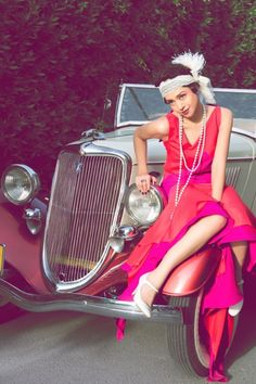 ..great Gatsby style