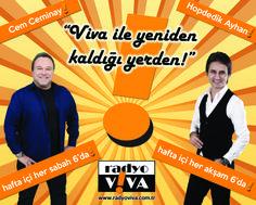 Cem Ceminay Morning Show ve Hopdedik Ayhan Show (Milliyet ve Vatan 23 ve 30.03.2014)