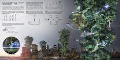 Nanomatrix Skyscraper - eVolo | Architecture Magazine