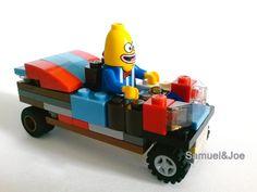 Fast Crazy Banana