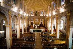 Beautiful Catholic Church Wedding Ceremony