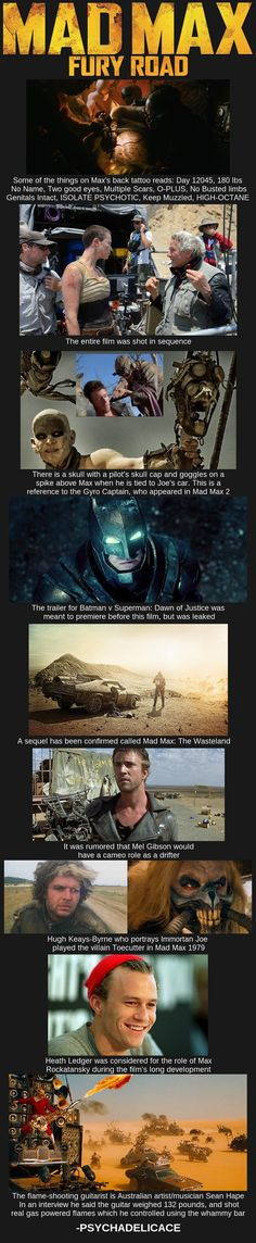 16 Best Mad Max Quotes Images