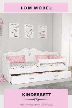 Toddler Bed, Furniture, Ebay, Home Decor, Bed Mattress, Frames, Wood, Child Bed, Decoration Home