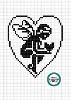 Cross Stitch Angels, Cross Stitch Heart, Cross Stitch Cards, Cross Stitch Flowers, Cross Stitch Embroidery, Cross Stitch Patterns, Filet Crochet Charts, Knitting Charts, Crochet Placemats