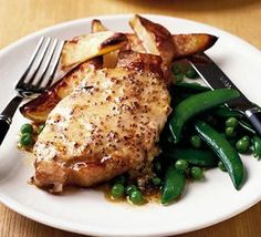 Very Tasty Pork Chops Recipe   (Quick & easy to make too!)