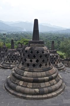 Borobudur is the largest Buddhist temple on Earth and one of the greatest temples in Southeast Asia. Don't miss it during your trip to Indonesia!