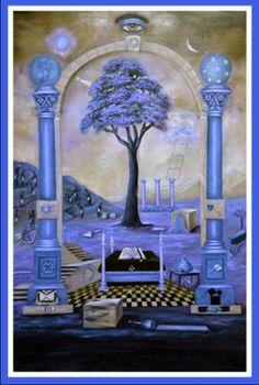 Ancient Masonic Chart Symbols of Art Poster Print ring Freemasonry oil painting Masonic Art, Masonic Lodge, Masonic Symbols, Ancient Symbols, Illuminati, Rose Croix, Templer, Occult Art, Kunst Poster