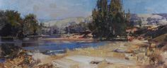 ken knight landscape paintings - Google Search