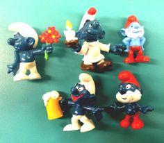 274 Best Vintage Smurfs Images Smurfs Childhood Memories Retro Toys