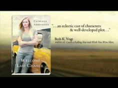 Welcome to Last Chance by Cathleen Armstrong (Trailer)