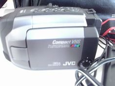 JVC COMPACT VHS Camcorder VHS-C Portable Video Recorder http://minivideocam.com/best-camcorder-in-2015/