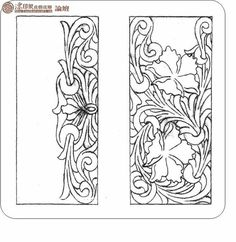 Another roper / checkbook pattern Tandy Leather, Leather Art, Custom Leather, Leather Design, Leather Tooling, Aluminum Foil Art, Leather Working Patterns, Leather Carving, Border Pattern