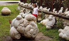 Trovants- the growing stones of Romania. Bizarre but true!