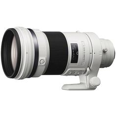 Sony 300mm F/2.8G II Telephoto Prime Lens  (B&H # SO30028Q  •MFR # SAL300F28G2) Product Highlights  -Aperture Range: f/2.8-32 -For Alpha & Minolta DSLRs -3x Extra-Low Dispersion (ED) Elements -Nano AR Glass Lens Element Coating -Super Sonic Wave Motor (SSM) -2x Direct Manual Focus (DMF) Modes -Electronic Focus Range Selector Switch -Dust & Moisture Protection -4x Focus Hold Buttons. You Pay:  $7,498.00