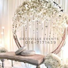 All Details You Need to Know About Home Decoration - Modern Wedding Reception Backdrop, Wedding Stage Decorations, Engagement Decorations, Backdrop Decorations, Bridal Shower Decorations, Backdrops, Wedding Stage Design, Wedding Designs, Wedding Altars