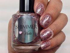 Shimmer Polish Vicki Celine Does Nails