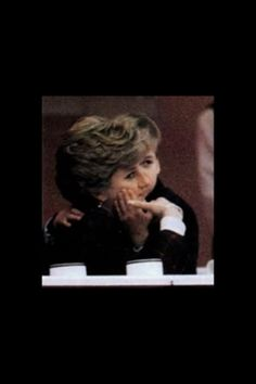 Prince William hugs Diana and nuzzles her face. <3