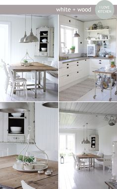 Shabby Chic Interiors: Stile Nordico: semplice e originale