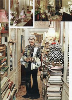 Iris Apfel NYC apartment
