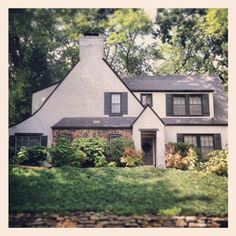 West Knoxville Forest Heights Tudor Home