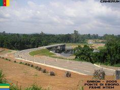 Camerun - Gabon border