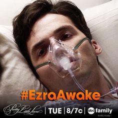 #EzraAwake