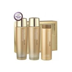 LACVERT Collagen Filler 2piece set Emulsion 150ml  Skin Softener ** Learn more by visiting the image link.(This is an Amazon affiliate link and I receive a commission for the sales) #SkinCareSetsandKits
