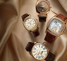 Cushion Shaped Watches