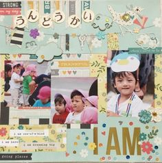 {522712EE-26E9-4E23-B6CE-42AB29756594:01} Memory Album, Kindergarten Teachers, Page Layout, Memories, Frame, Books, Crafts, Photography, Design