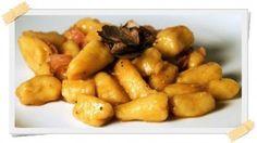 Gnocchi di zucca Dukan: ricetta per la fase di crociera - http://www.lamiadietadukan.com/ricetta-dukan-gnocchi-zucca-crociera/  #dukan #dietadukan #ricette