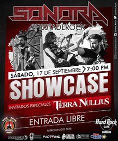 Laagrupación venezolanade rock SONORA, proveniente de la ciudad de…