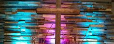 Rugged Tree | Church Stage Design Ideas