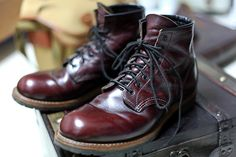 Beckman by Red Wing Heritage www.baravento.com #mensfashion #fashion