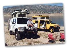 ford sportmobile   Sportsmobile can provide rugged transportation to those secluded ...