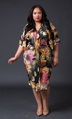 Do You Know These 10 Independent Contemporary Designers Creating HOT Plus Size Fashion? http://thecurvyfashionista.com/2016/07/independent-plus-size-designers/