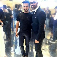 Saim Ali with HSY at HSY launch wearing Versace shirt and shoes and groomed by J&Y salon  #SaimAli #HSY #HSYStudio #Launch  #followme #insta #instagram #instapic #instagood #instafollow #instagramers #instalike #instafashion #instafamous #lifestyle #style #model #samysays #glam #glamour #brand #designer #artist #fashion #fashionista #fashionblogger