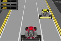 Extreme Racing - Race to complete all ten laps without crashing.