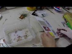 (52) Ragasztásos transzfer nem lézernyomtatóval készült képpel - YouTube Techno, Plastic Cutting Board, Decoupage, Container, Fa, Youtube, Projects, Blue Prints, Youtubers