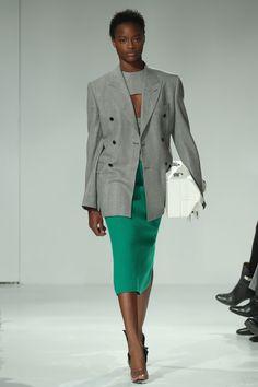Raf Simons estreia na Calvin Klein com homenagem à América - Vogue | Desfiles