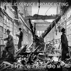 London Can Take It - Public Service Broadcasting