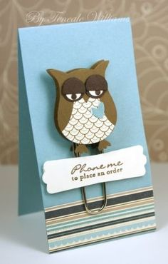 Stampin' Up! - Owl Builder Punch