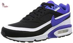 Nike Air Max BW OG, Baskets Basses Homme, Schwarz (051 Black/Persian Violet-White), 44 EU - Chaussures nike (*Partner-Link)