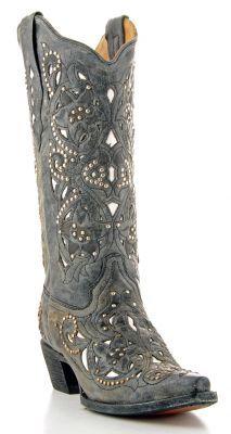 Womens Corral  Boots  #A1096 via @Allens Boots.