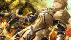 Anime Fate/Zero  Lancer Archer Gilgamesh