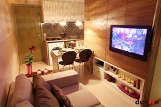 decorar cozinha pequena de apartamento - Pesquisa Google