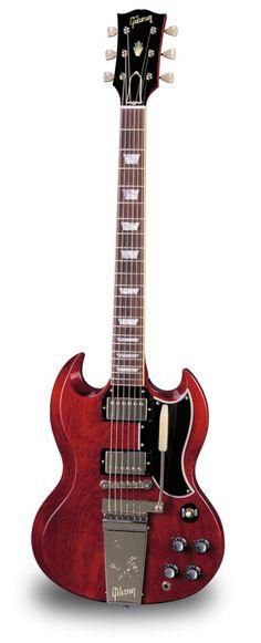 1962 Gibson Les Paul SG Standard