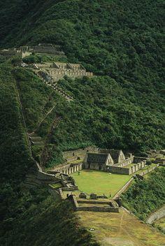 Ruins Of The Inca, Peru