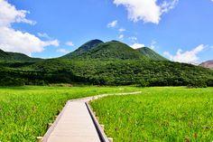 タデ原湿原 - 鹿児島登山サークル