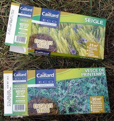 Ces semences d'engrais verts sont vendues dans toutes les jardineries